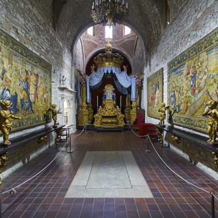 Distribuidor del claustro - Catedral de Santa María de Gerona