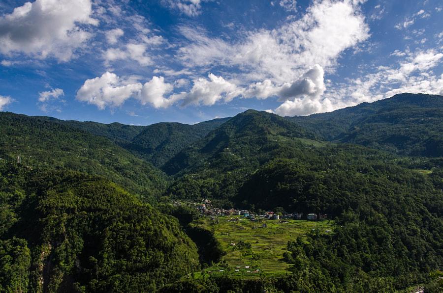 Dentam Valley