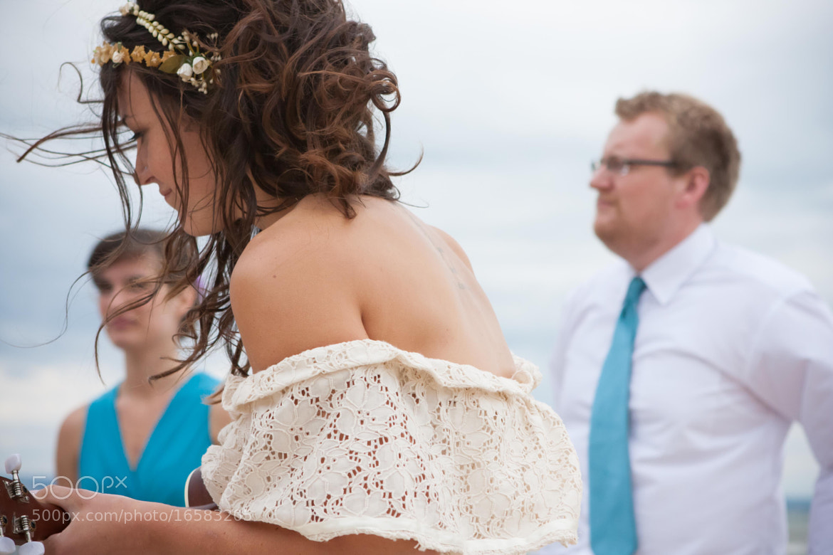 Photograph Ukelele Bride by Erin  Wilson on 500px