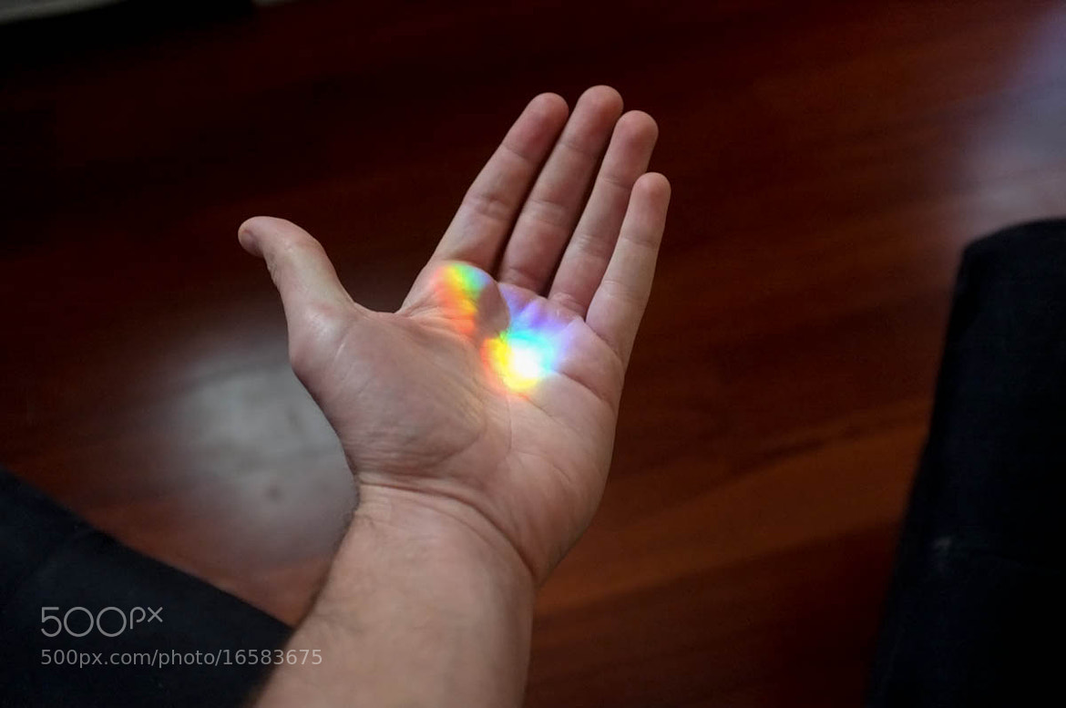 Photograph spectral handful. by Geoff Levy on 500px