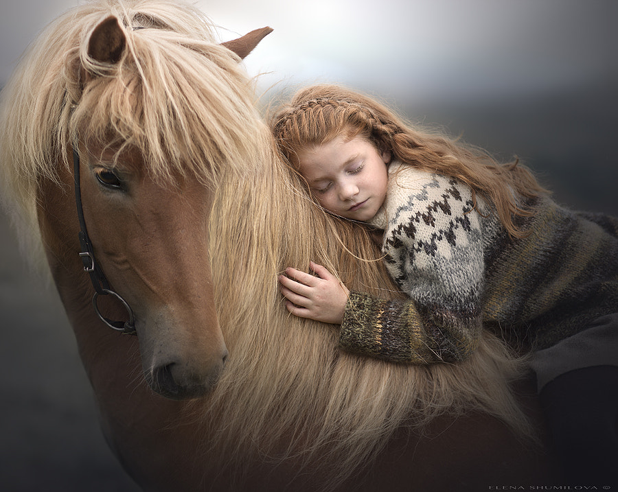..two with blond eyelashes.. by Elena Shumilova on 500px.com