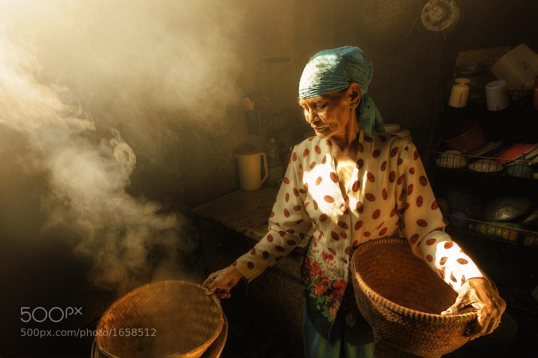Photograph Village Kitchen (Java) by Enjo Mathew on 500px