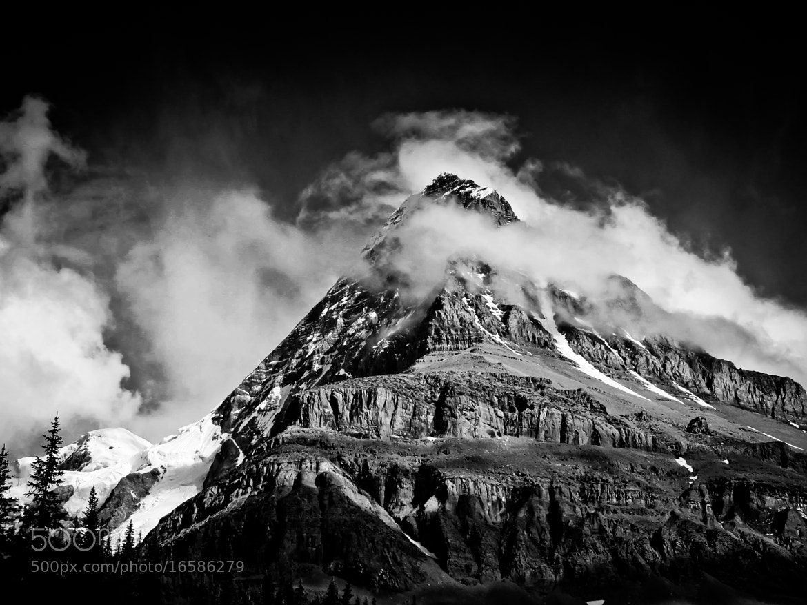 Photograph Mt.Robson by Kurt Stenberg on 500px