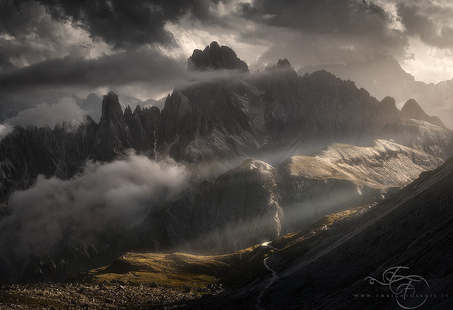 Toward the Black Gate by Enrico Fossati on 500px.com