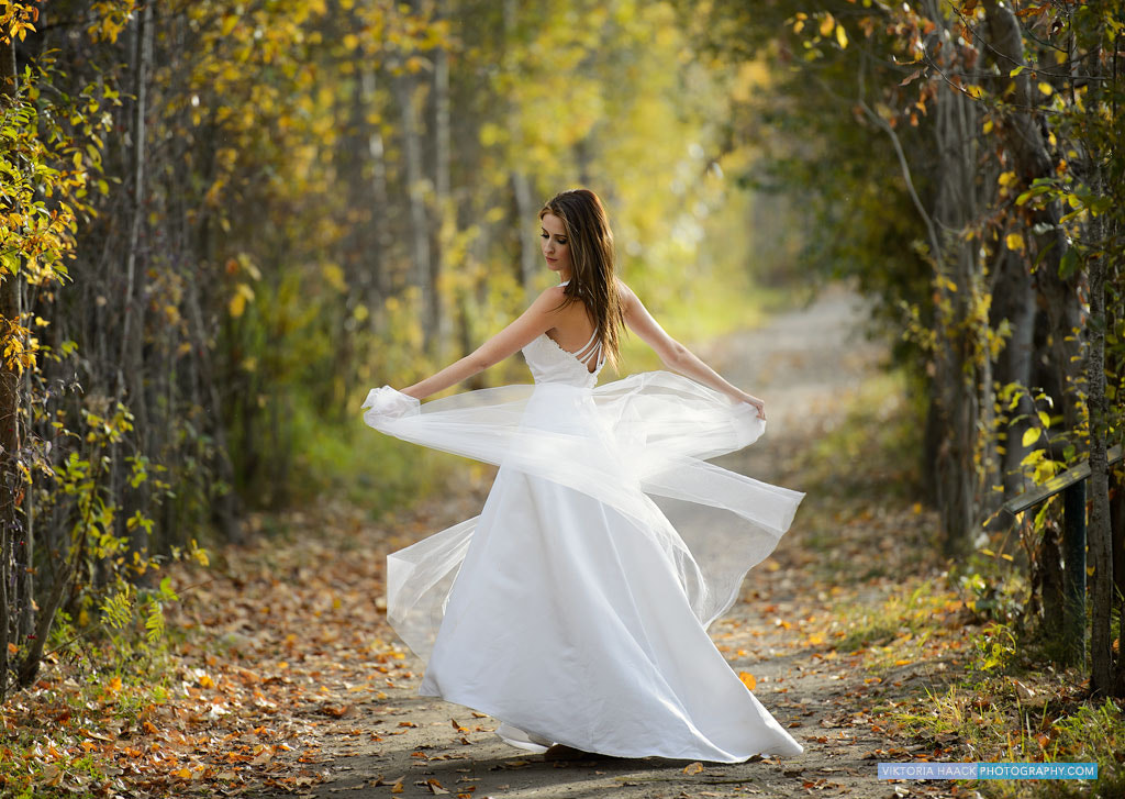 Photograph Autumn Bride by Viktoria Haack on 500px