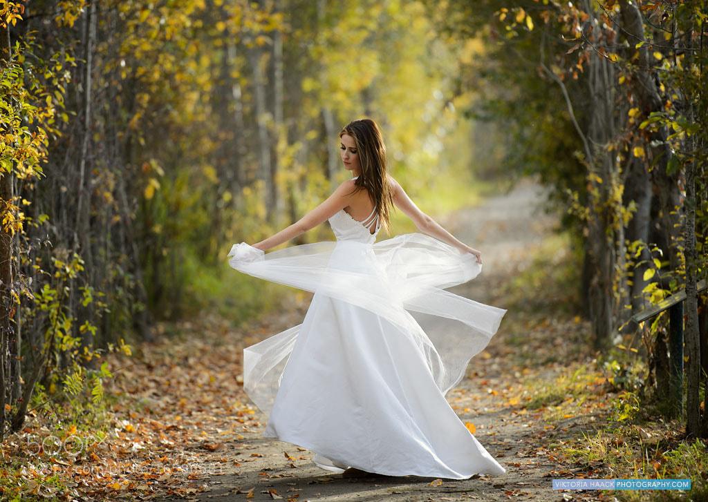 Photograph Autumn Bride by Viktoria Haack on 500px