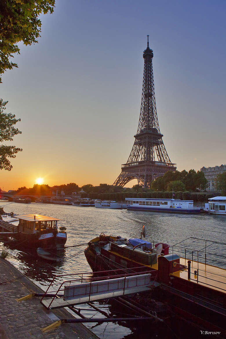 Photograph Paris. Morning by Vladimir Borisov on 500px