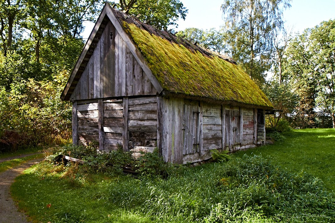 Photograph Old swedish House by Susie Knudsen on 500px