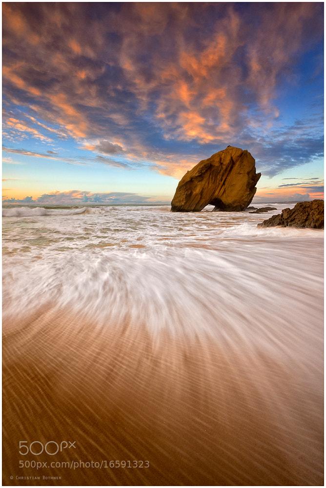 Photograph Santa Cruz | Penedo do Guincho by Christian Bothner on 500px