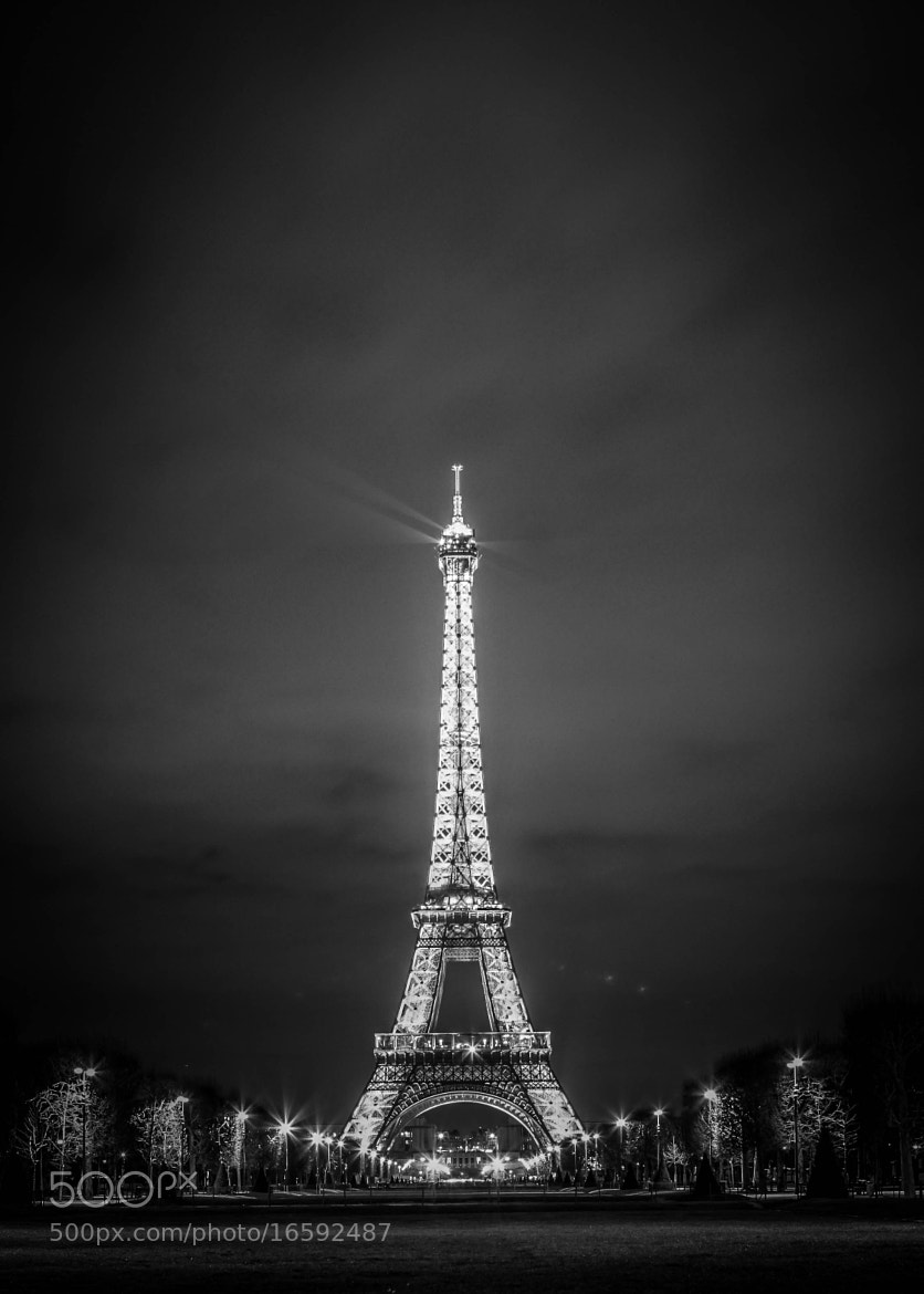 Photograph The Eiffel Tower by David Turney on 500px