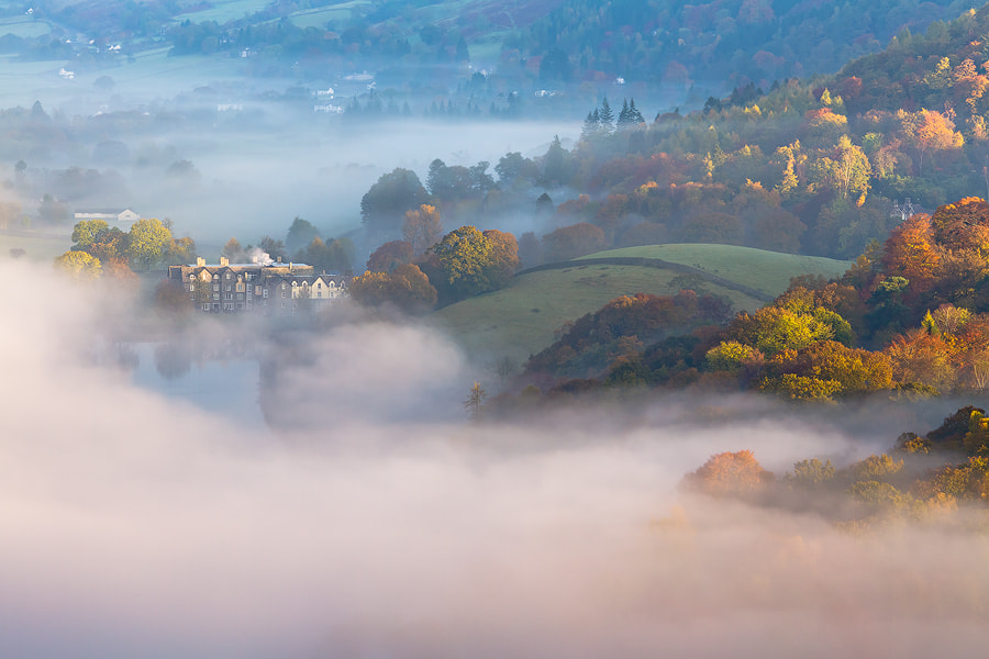 Photograph Nestled Retreat I by Paul Sutton on 500px