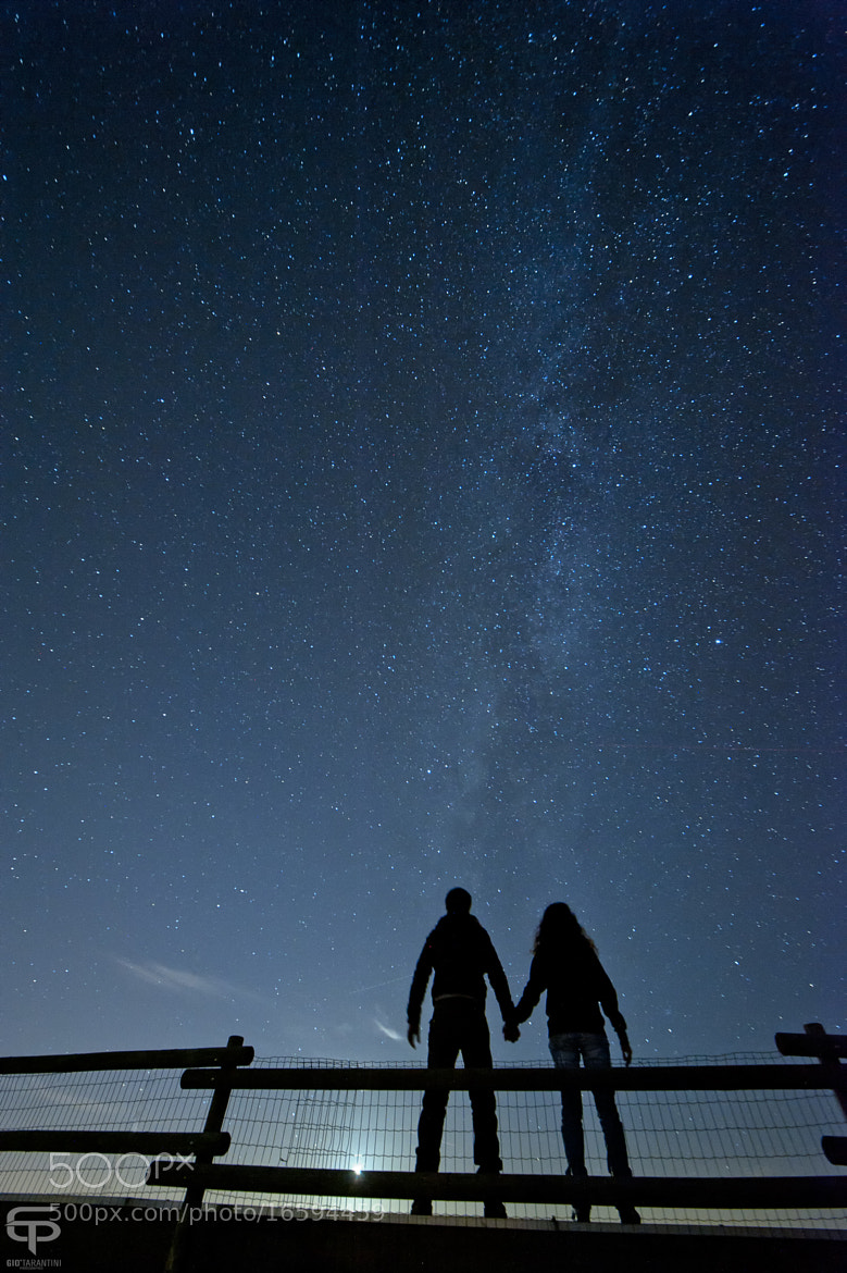 Photograph Hugh my hand and brind me in the Universe by Giò Tarantini on 500px