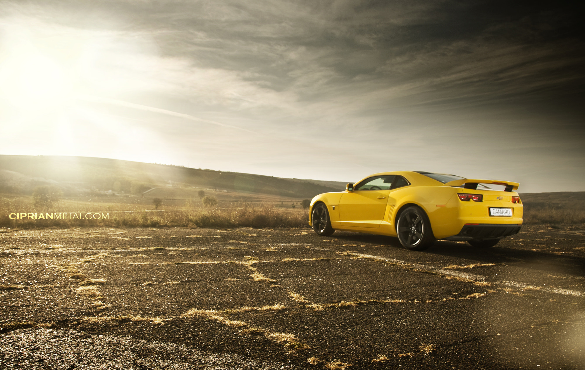 Photograph Chevrolet Camaro by Ciprian Mihai on 500px
