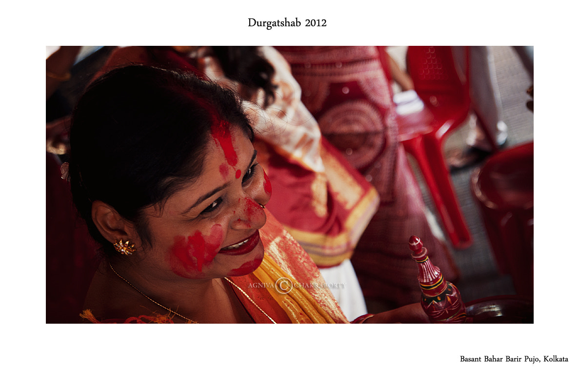 Photograph Durgatshab 2012 by Agniva Chakraborty on 500px