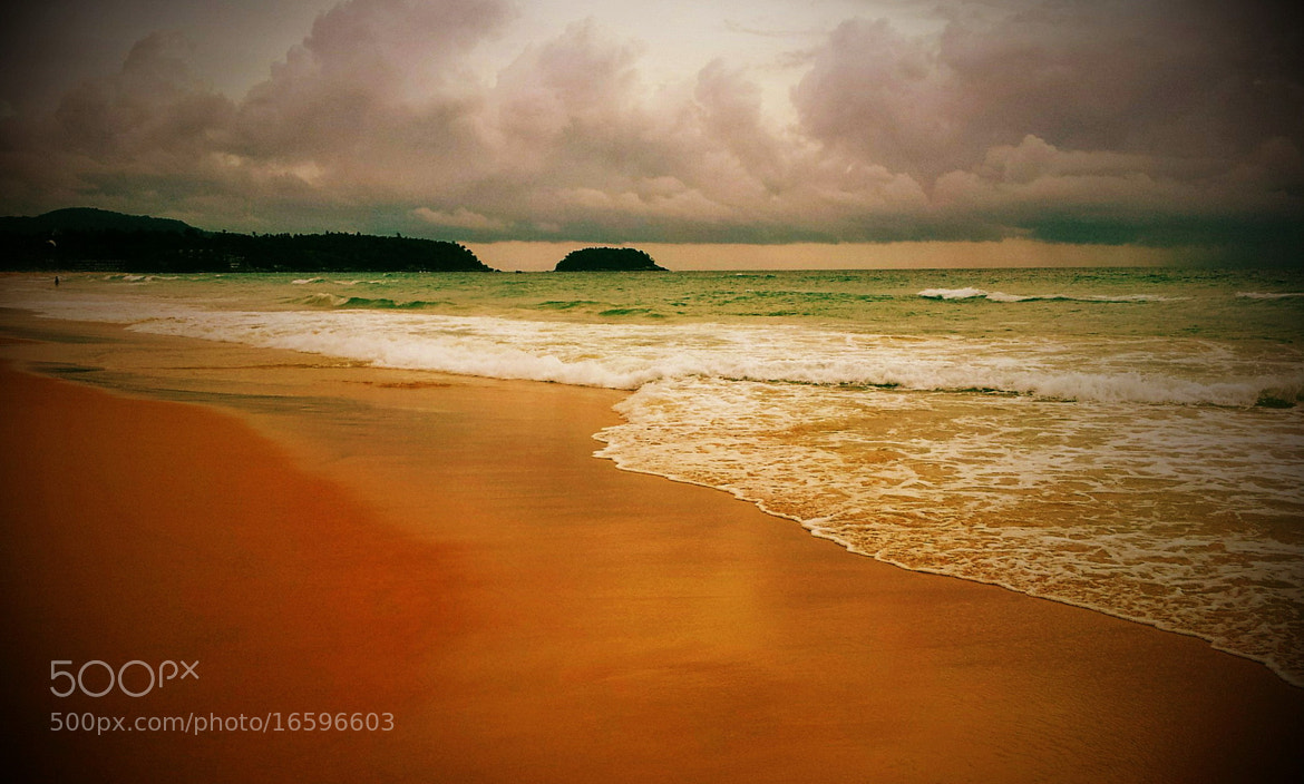Photograph seaside by Hiwa  on 500px