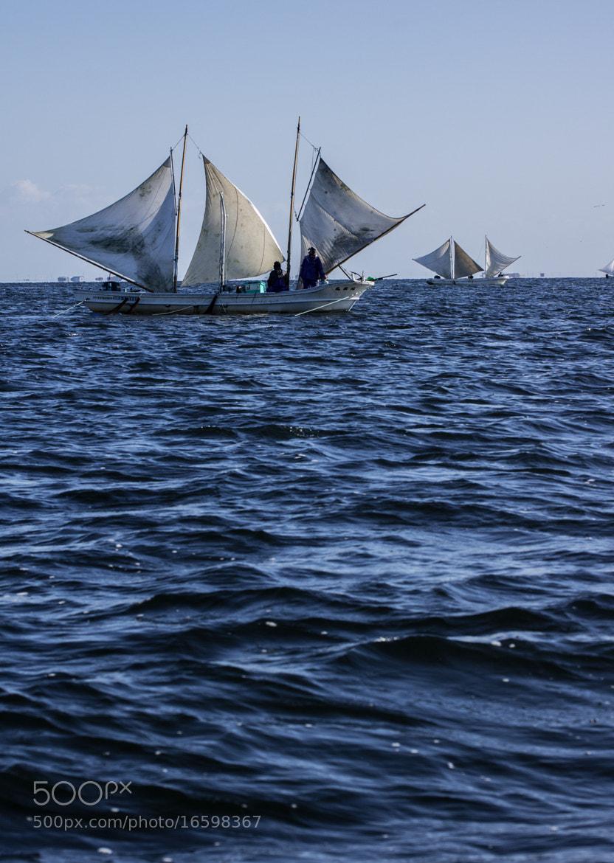 Photograph Sailing day by Yuuki Kushida on 500px