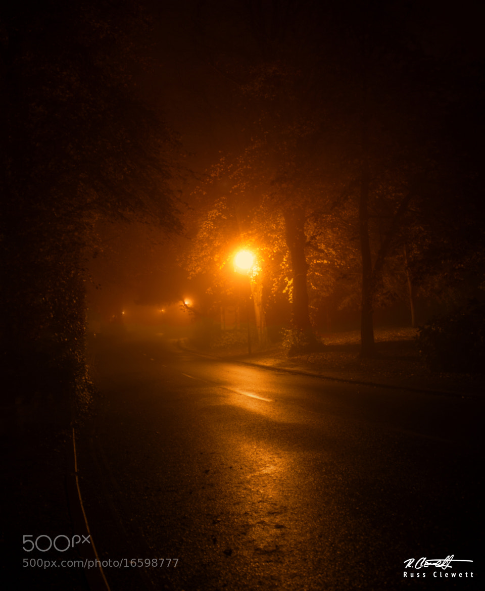 Photograph Shanklin in the fog by Russ Clewett on 500px