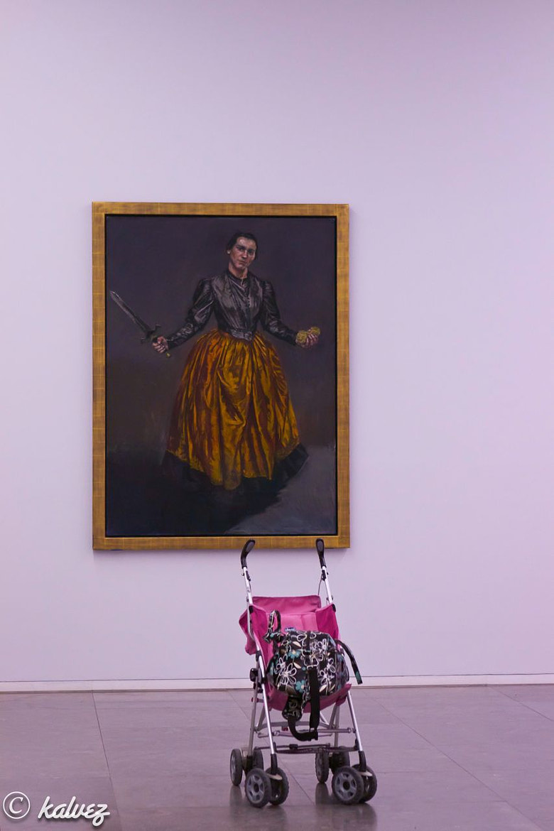Photograph protection angel of Paula Rego by Carlos Alves on 500px