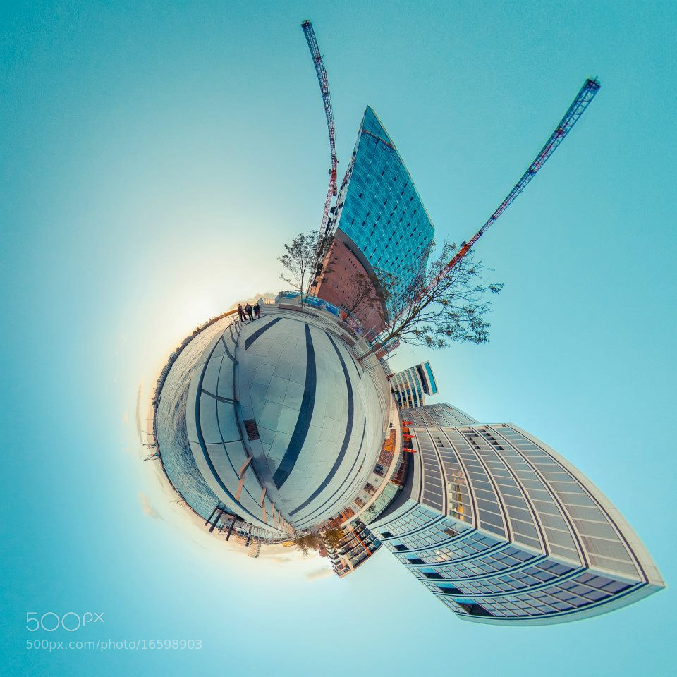 Photograph Is it a snail or a building? by Marco Guerreiro on 500px