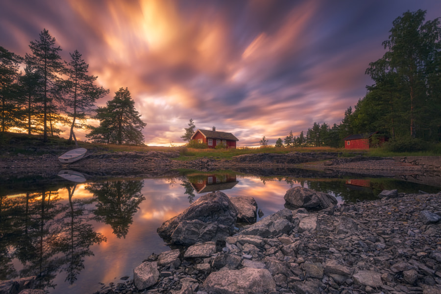 Rays by Ole Henrik Skjelstad on 500px.com