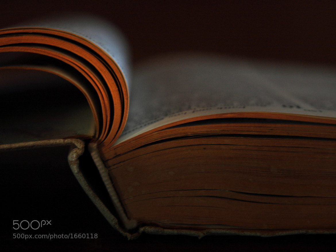 Photograph Open Book by vytautas ambrazas on 500px