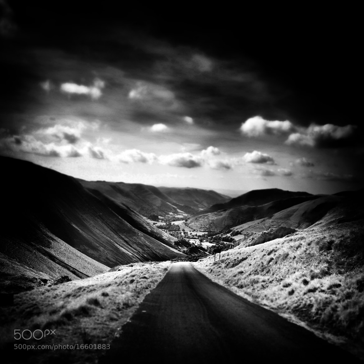 Photograph Road by Ant Skelton on 500px