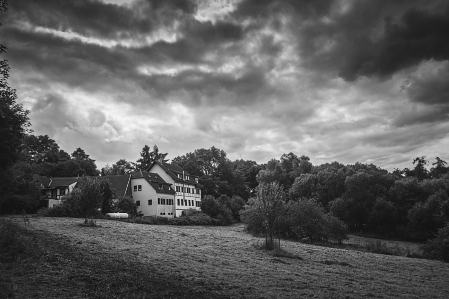 Farm House in the Eifel Mountains, Germany by Son of the Morning Light on 500px.com