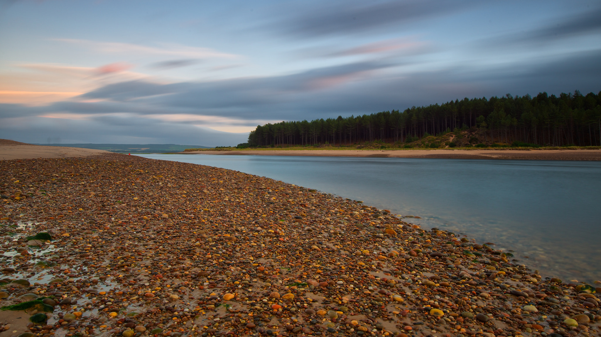 Photograph The river runs to the sea by donald Goldney on 500px