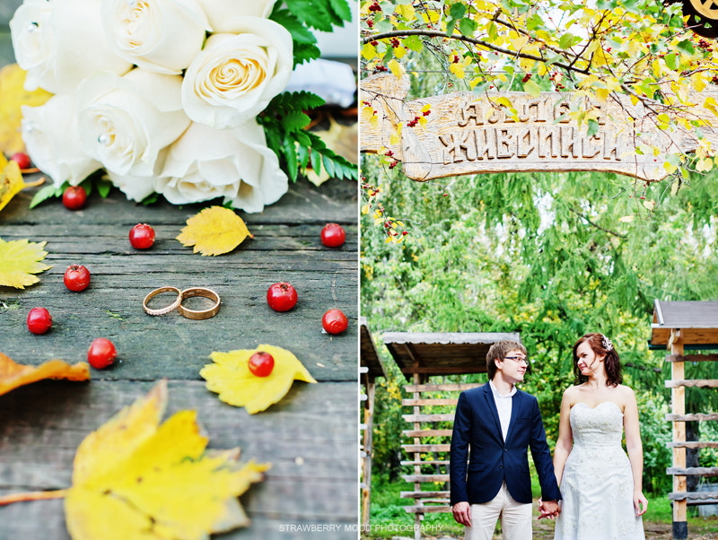 Photograph Autumn wedding by Julia Krasovskaya on 500px
