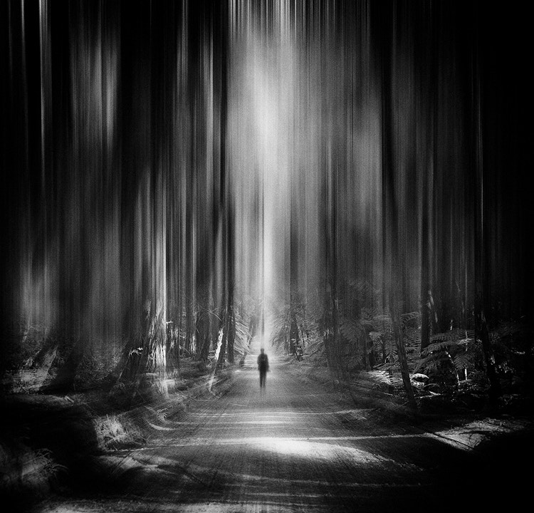 Photograph The road to the Temple of Light  by Sam Dobson on 500px