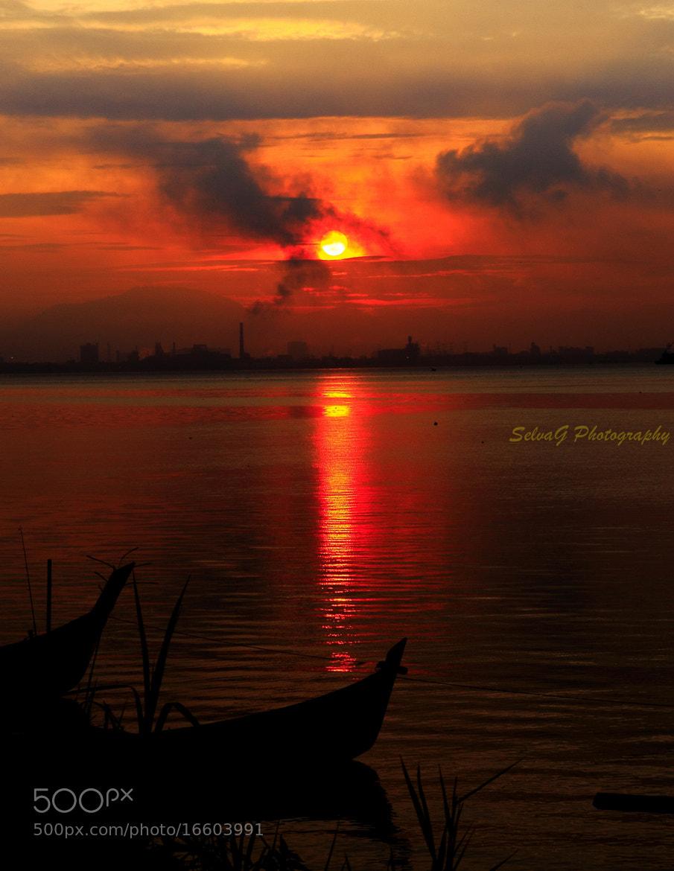 Photograph Sunrise by Selvaganabathi Shanmugam on 500px