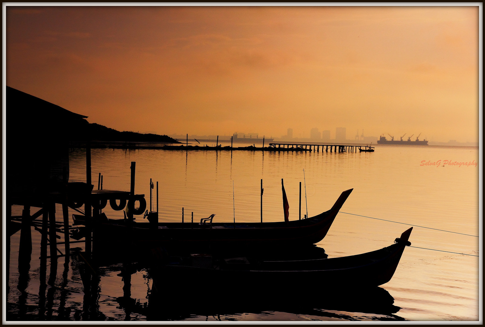 Photograph Tranquility at Dawn by Selvaganabathi Shanmugam on 500px