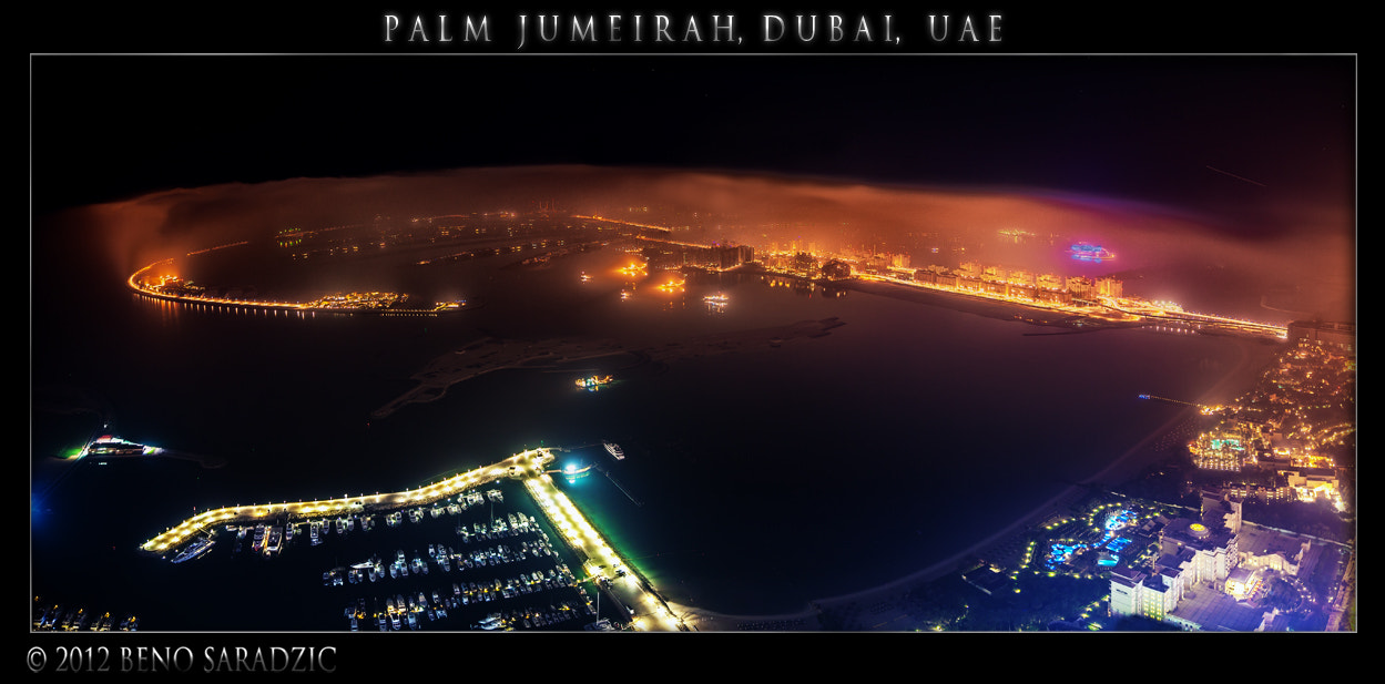 Photograph Palm Jumeirah by Beno Saradzic on 500px