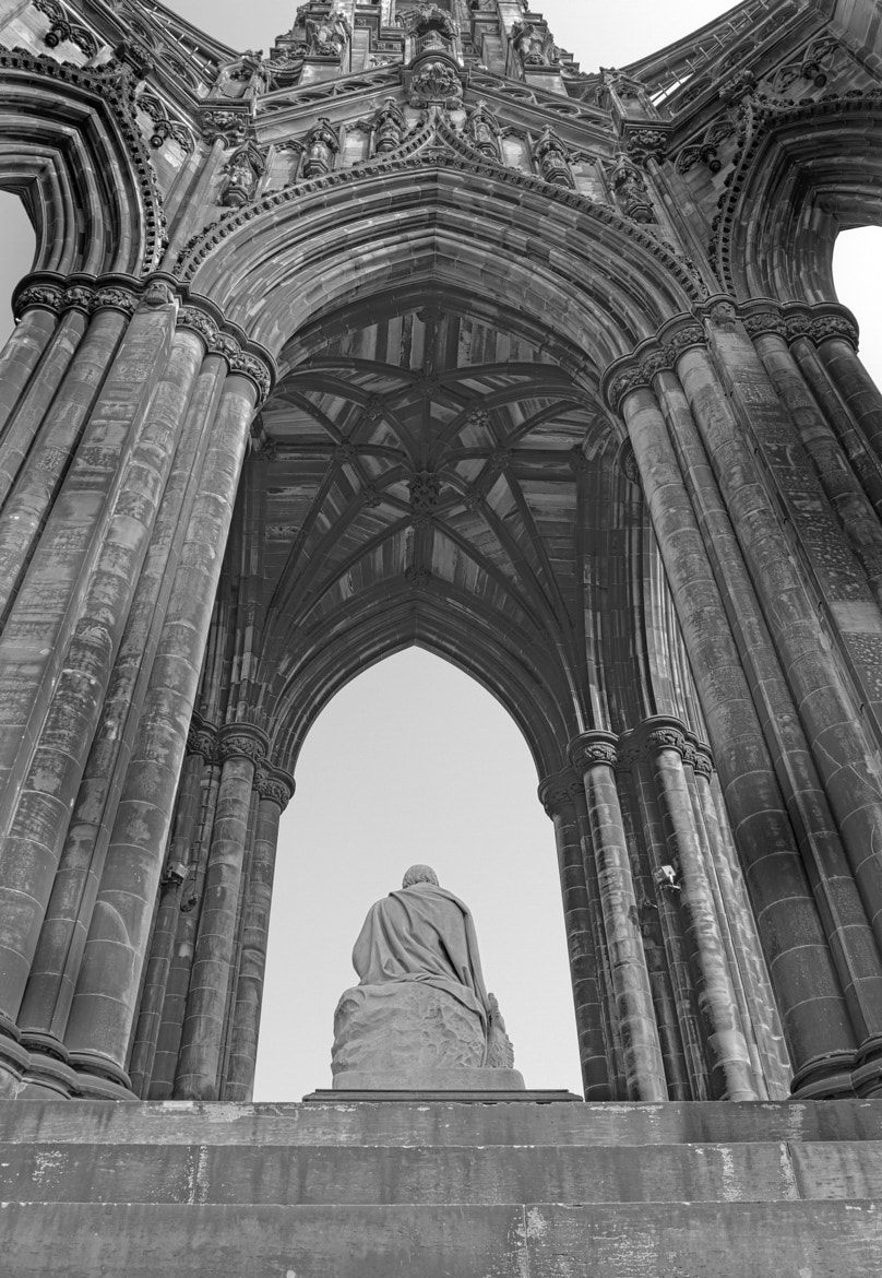 Photograph A monumental Scot by Sam Lynch on 500px