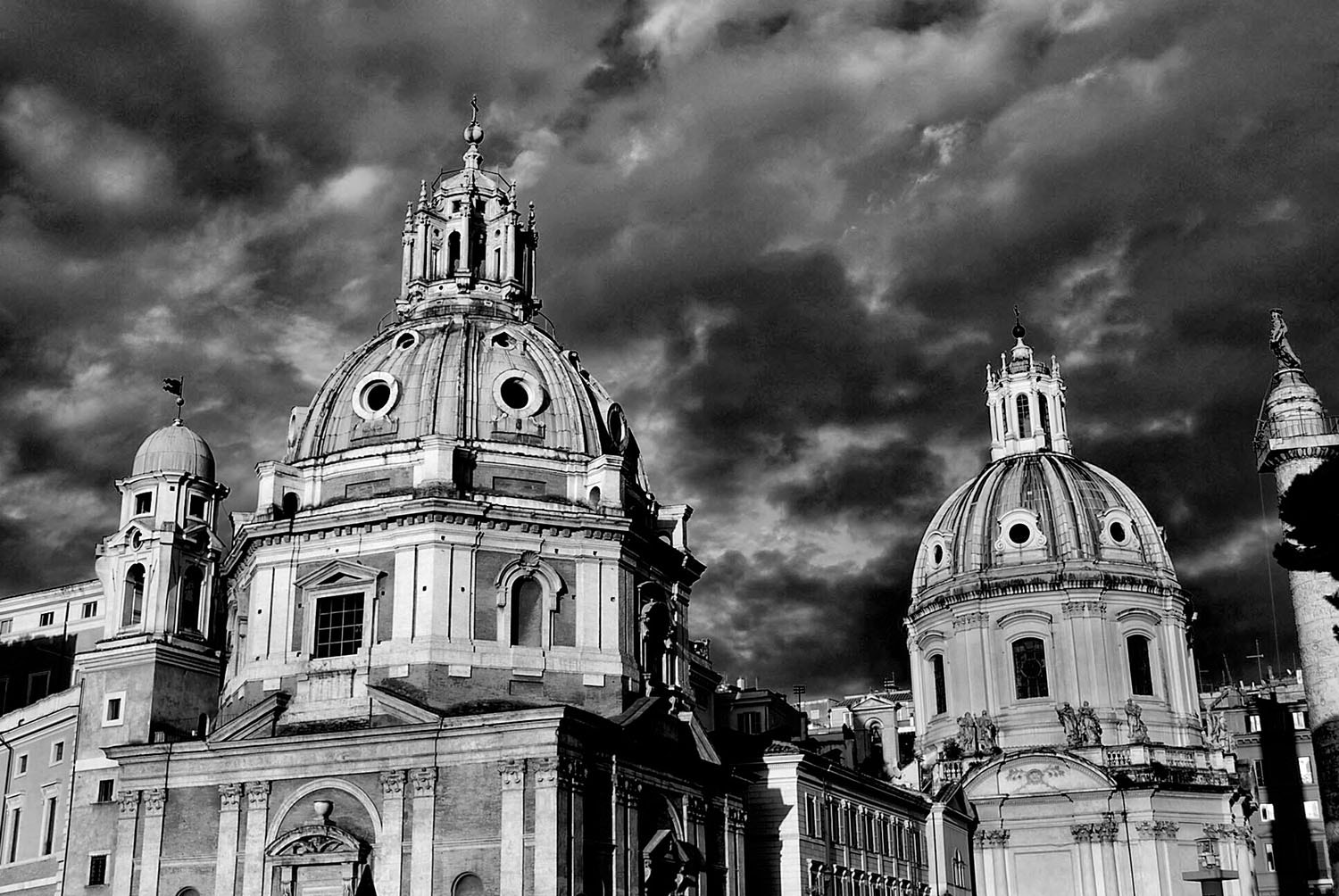 Photograph storm in Roma by Albert Galì on 500px
