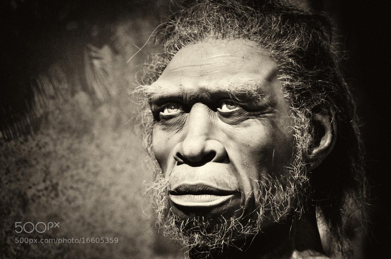 Photograph Neandertal Men by Luís Galvão on 500px