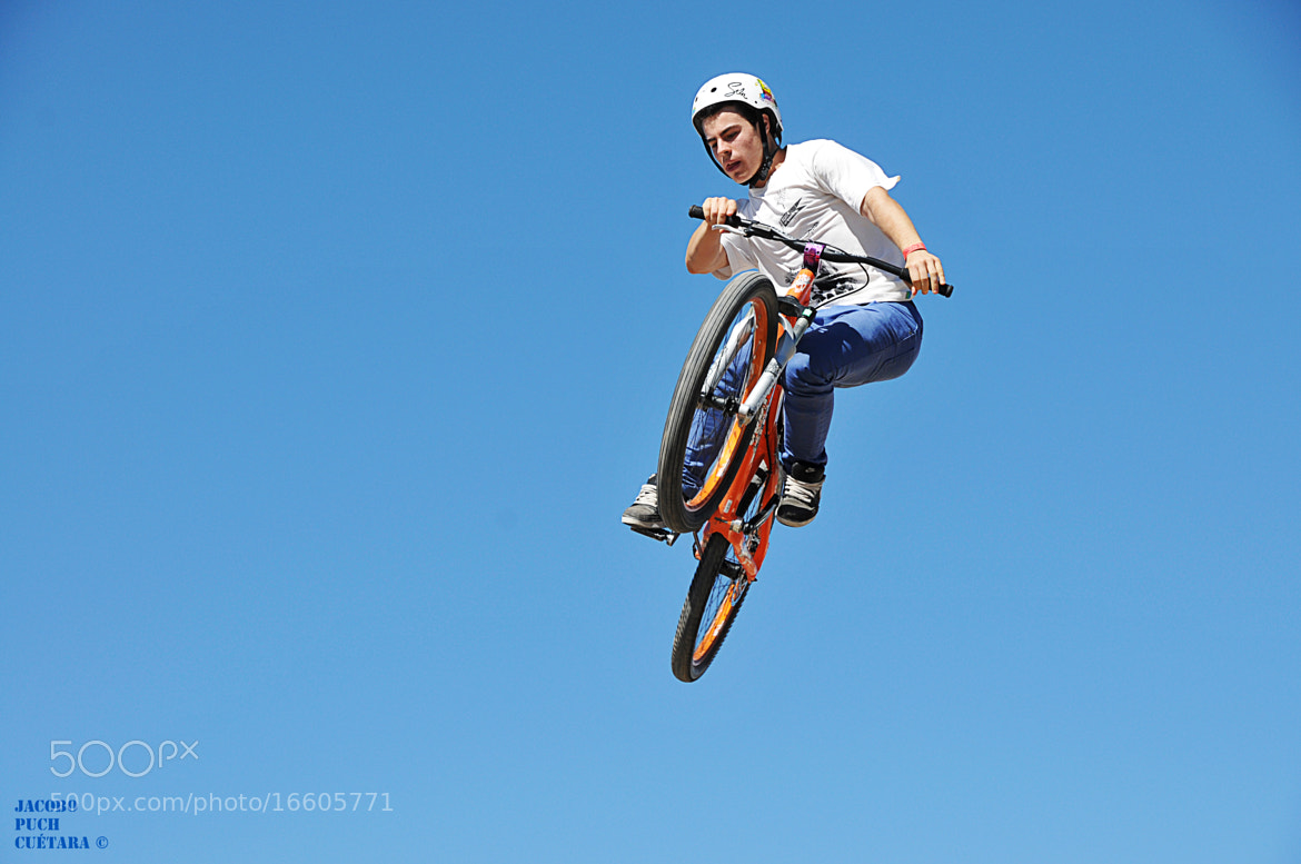 Photograph DIRT JUMPER  by JACOBO PUCH on 500px