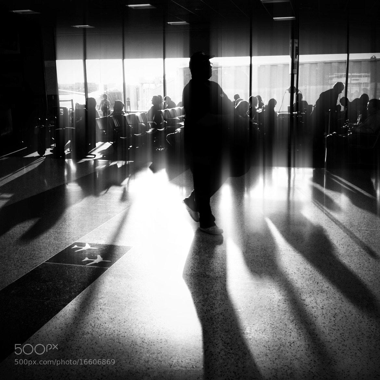 Photograph Terminal 7 at LAX by Masahiro Jitsuda on 500px