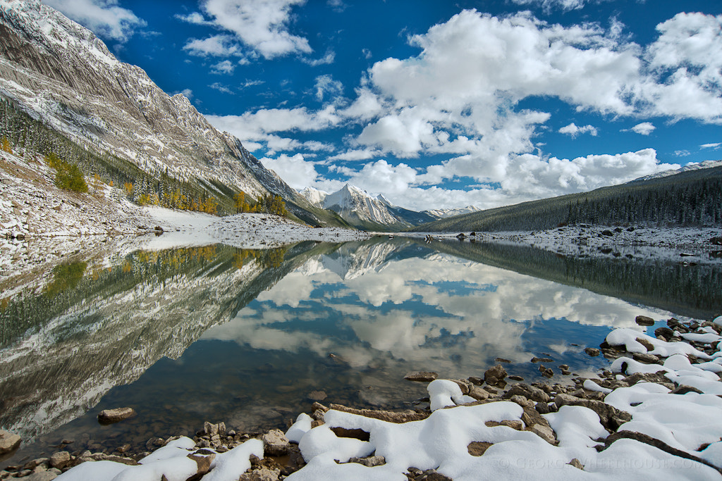 Photograph Medicine Lake Reflections by George Wheelhouse on 500px