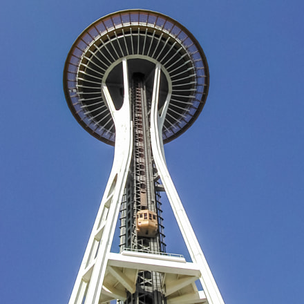 Space Needle, Nikon E885