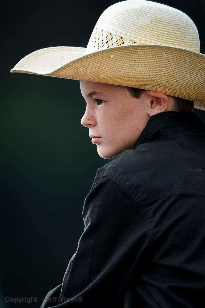 Photograph Cowboy in the making by Jeff Revell on 500px