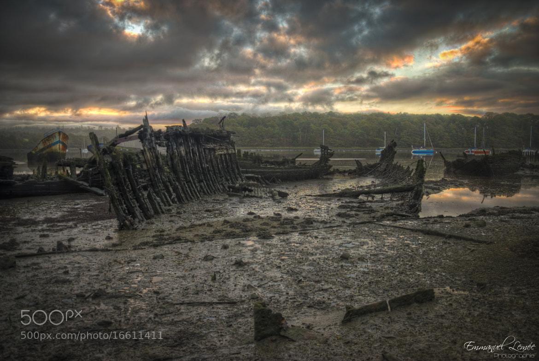 Photograph Darker Wreck by Emmanuel LEMEE on 500px