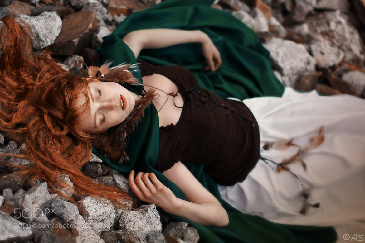 Photograph Falling by Anya Sergeeva on 500px