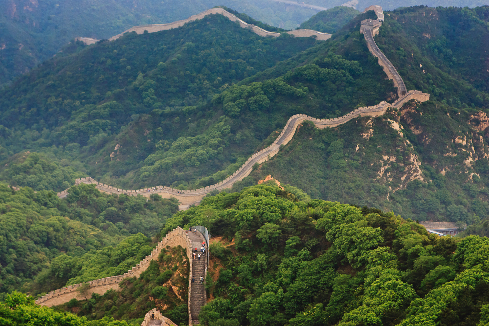 Photograph Great Wall by Artem Achkasov on 500px