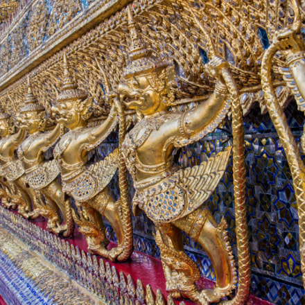 Temple of Emerald Buddha, Canon EOS KISS X7, Canon EF 24-70mm f/4L IS USM