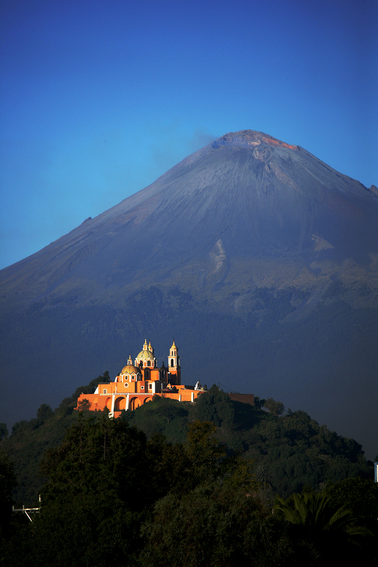 Photograph Popocatepetl in calm by Cristobal Garciaferro Rubio on 500px