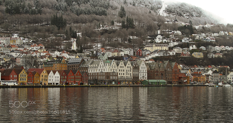 Photograph Bergen by Svein Jarle Anglevik on 500px