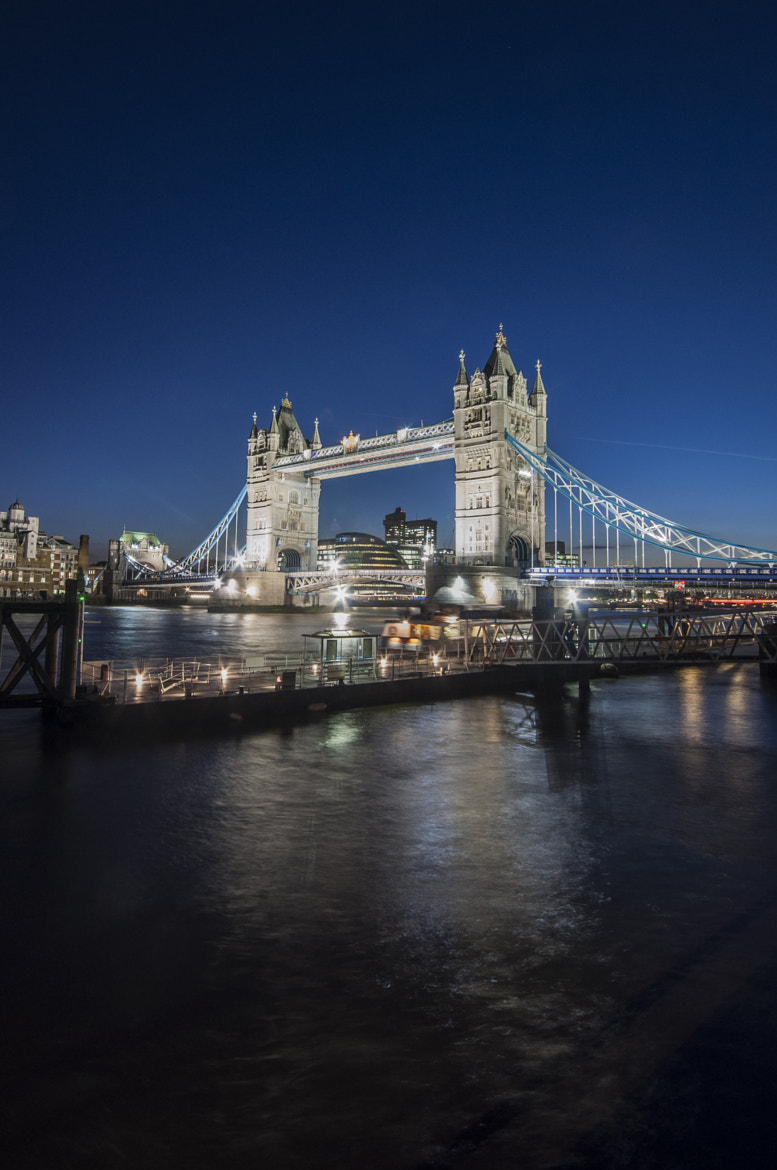Photograph Tower Bridge by Chris Kench on 500px