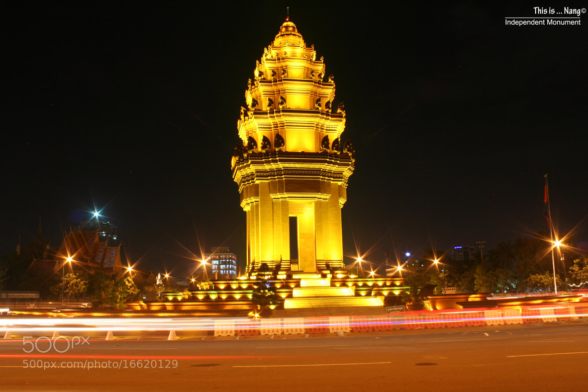 Photograph Independent Monument by Nang Ray on 500px