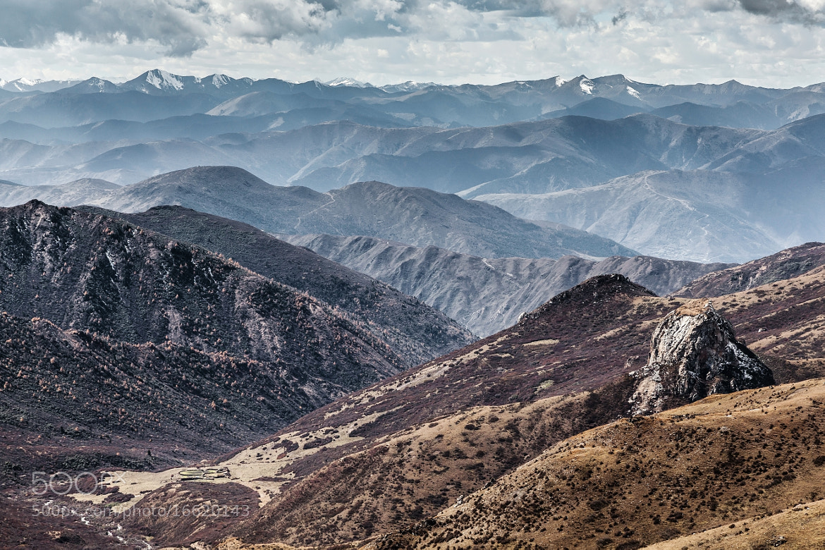 Photograph On the way to Xuebaoding peak by Sasipa Muennuch on 500px